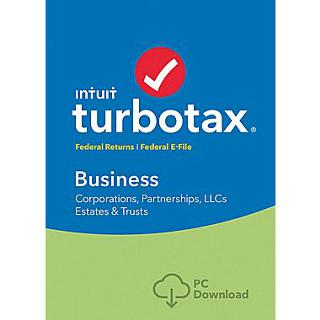 TurboTax Business 2016 Windows Download