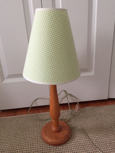 Pottery Barn Nursery Lamp