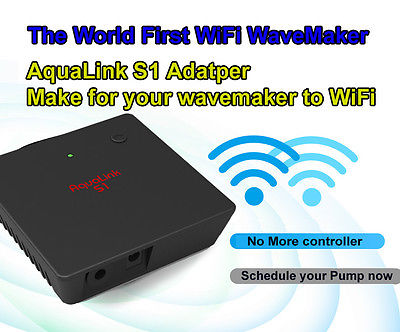 Aqualink S1 DC pump wifi controller