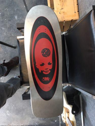 Lucero Thumbhead NOS Vintage OG skateboard deck full rare