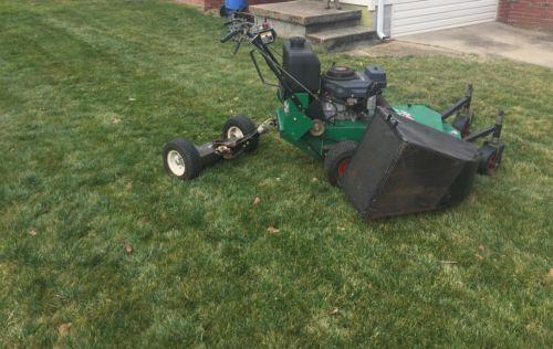 36 walk behind lawn mower