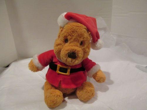 Disney Winnie the Pooh Santa 10