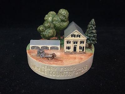 Sebastian Miniature SML-452 Henry Ford's Wayside Inn ARTIST PROOF