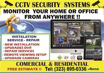 Day & Night Security Cameras