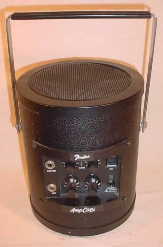 VGC Fender AMPCAN PR327 Portable Guitar/Karaoke/PA/DJ 15Wrms,2CH,Amplifier,warr