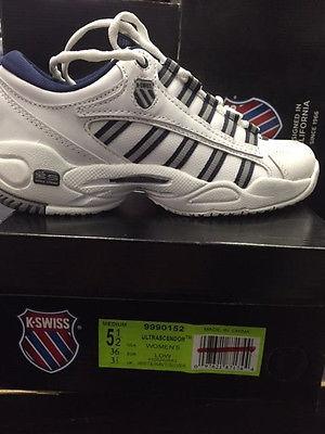 K-Swiss Ultrascender Tennis Shoes - Women's Size 5.5