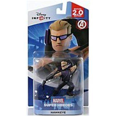 Disney 1205570000000 Infinity Marvel Super Heroes Hawkeye Gaming Figure