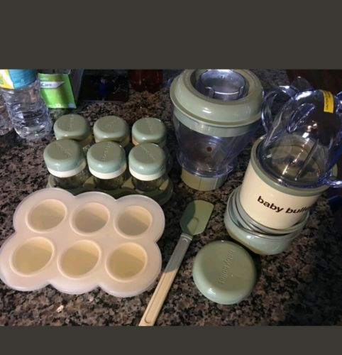 Baby bullet food system FREE shipping