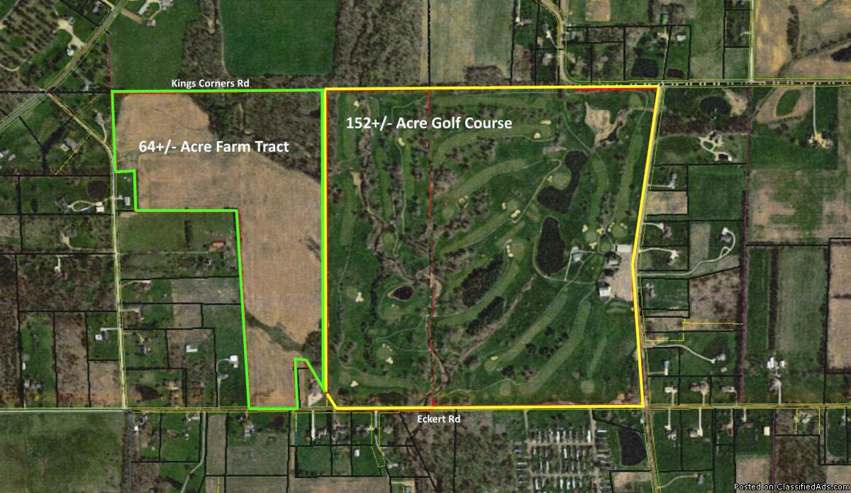 Sat Nov. 19th @ 10AM Pebble Creek Golf Club Auction