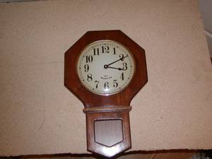 Wall Clock reduced