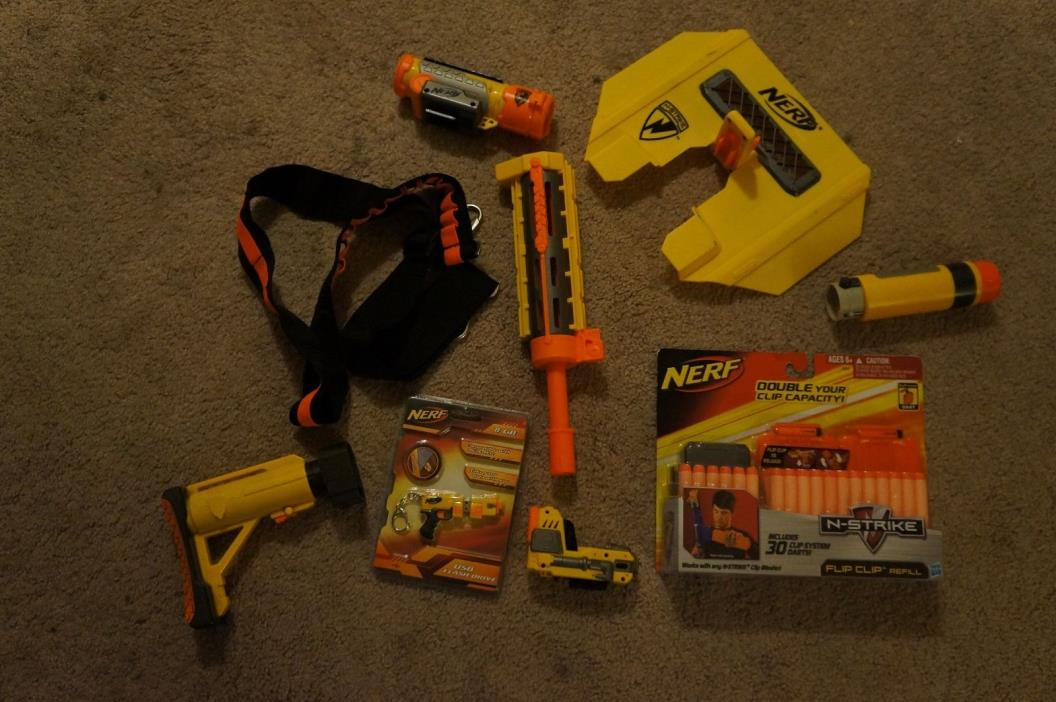 Nerf N - Strike Accessories