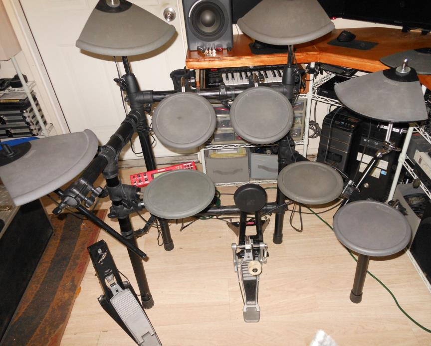 Yamaha dtxpress iv electronic drum set for sale classifieds for Yamaha electronic drum kit for sale