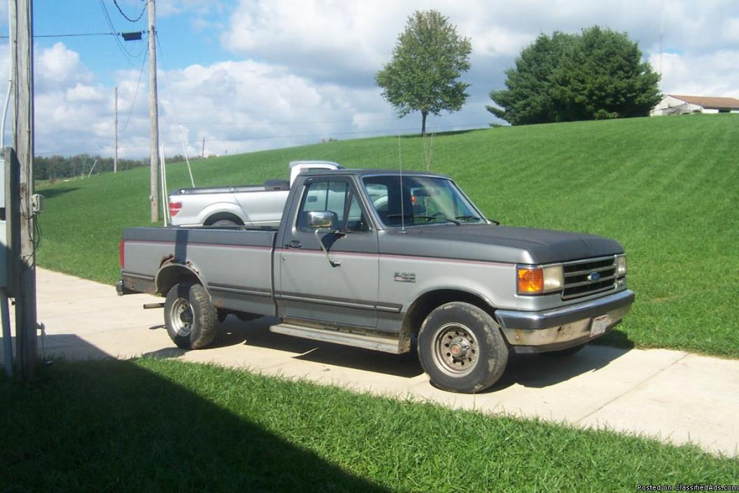1991 f150 Ford Lariat