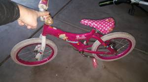 3 kids bikes (Peoria)