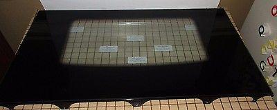 KM / Frigidaire  Door Glass - Blk 318187714, 892415 SATISF GUAR FREE EXP SHIP