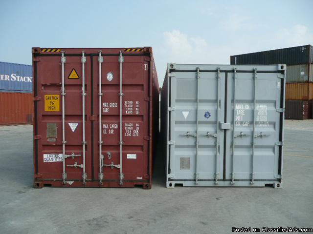 Storage Conex
