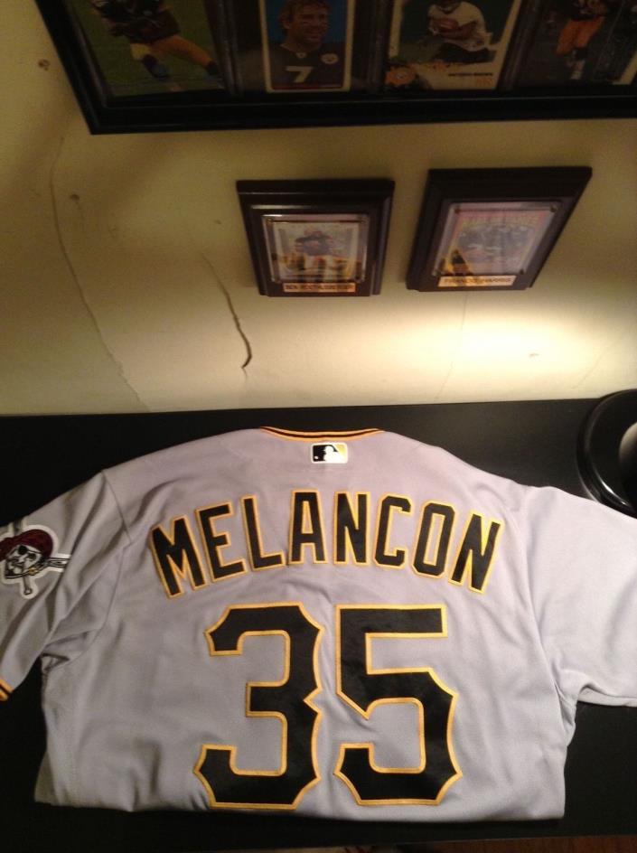 Mark Melancon Game Used Jersey