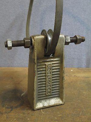 Craftsman 1959 Anniversary Gold Bench Grinder / Buffer Arbor /    DB 388