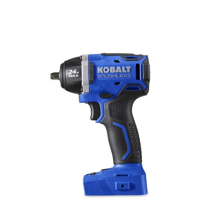 Kobalt 24-Volt 3/8-in Drive Cordless Impact Wrench (Bare Tool)