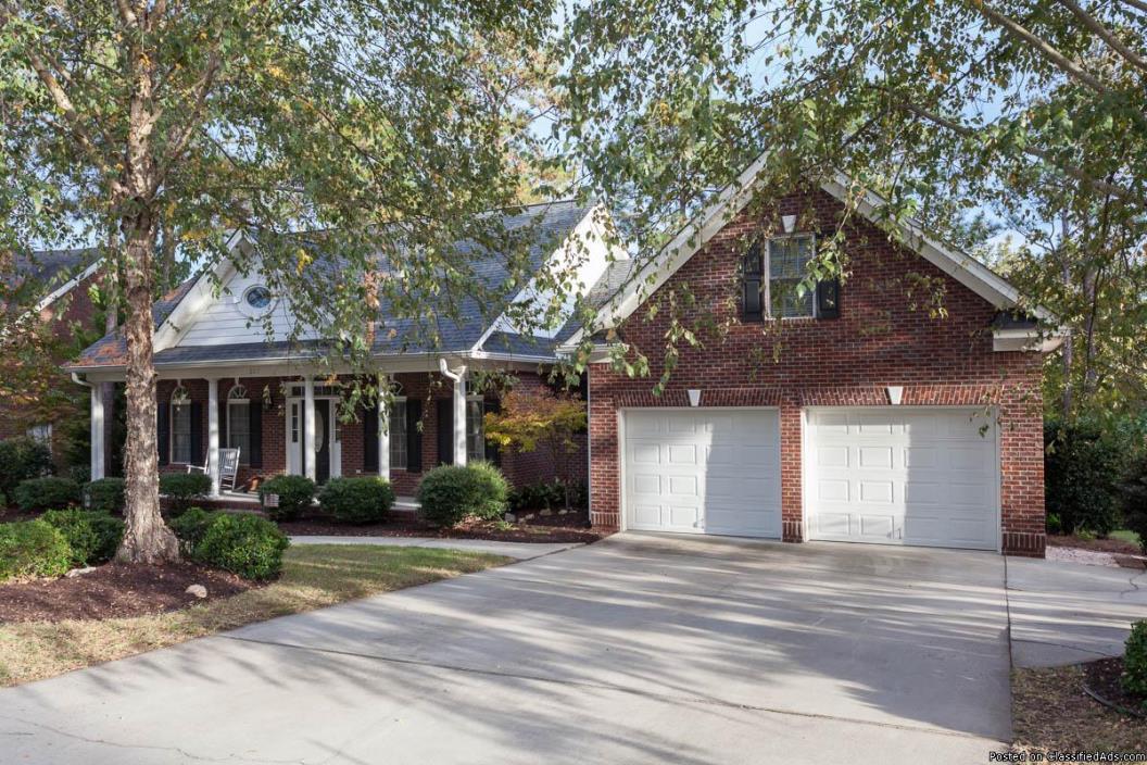 Beautiful Home in Lake Carolina Tennyson Neighborhood