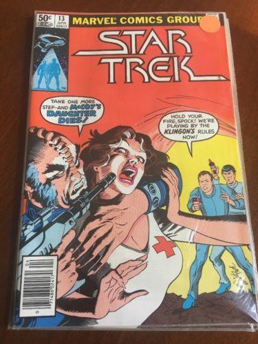 Star Trek #13 (Apr 1981, Marvel)