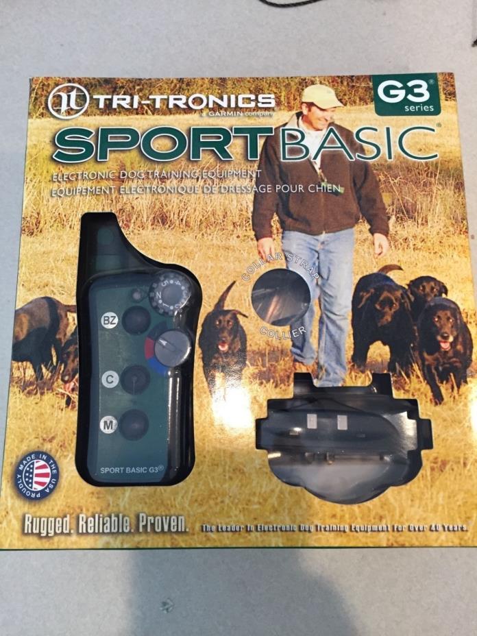 Tri-Tronics Sport Basic G3