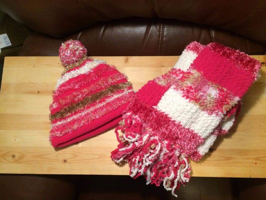 Matching Scarf and Hat