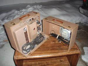 Film Projector - very old (Orem)