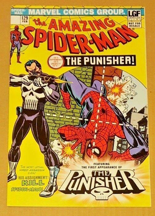 Amazing Spider-Man Vol.1, No. 129 (Lion's Gate Edition) #[nn] (Jun 2004, Marvel)