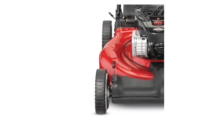New 21 in. 140cc OHV Briggs & Stratton Walk Behind Gas Self Propelled Mower