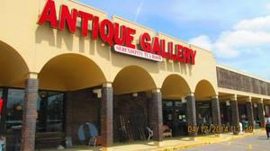 Antique Gallery New Location (Memphis)