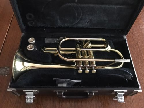 Yamaha Cornet YCR-2310 Trumpet Brass