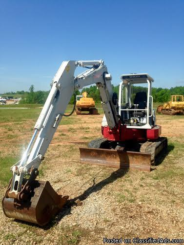 2006 - Takeuchi TB153FR Mini Excavator