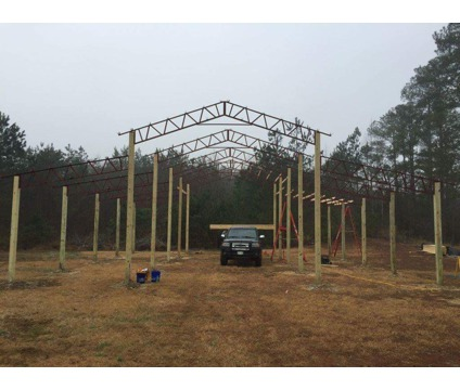 American Made Steel Truss