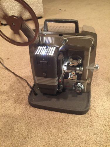 Keystone Vintage 8mm projector K100