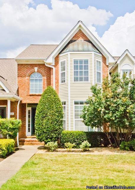 Great Townhome for Sale in Murfreesboro,2beds-2.5ba!!