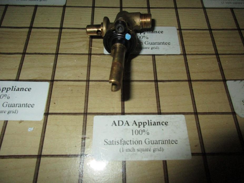 KM / Frigidaire Range Burner Valve 318087315, 892204 SATISF GUAR