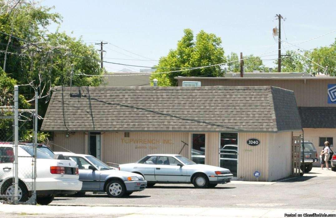 3240 South 1100 East - Retail/Auto Shop with Yard