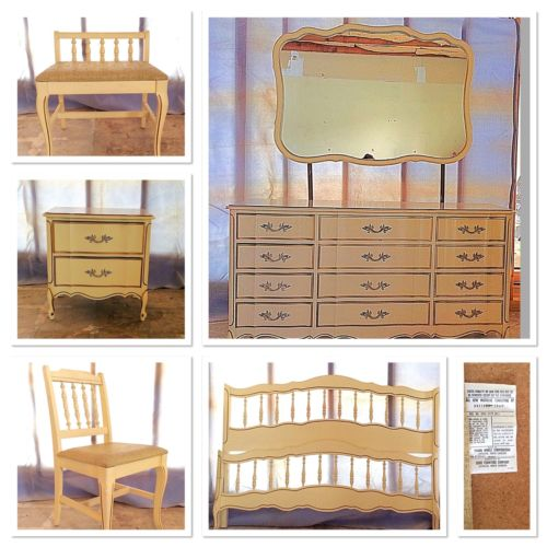 French Provincial Furniture For Sale Classifieds
