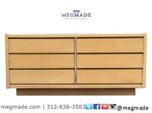 Customizable Lane Mid Century Dresser (Boston)