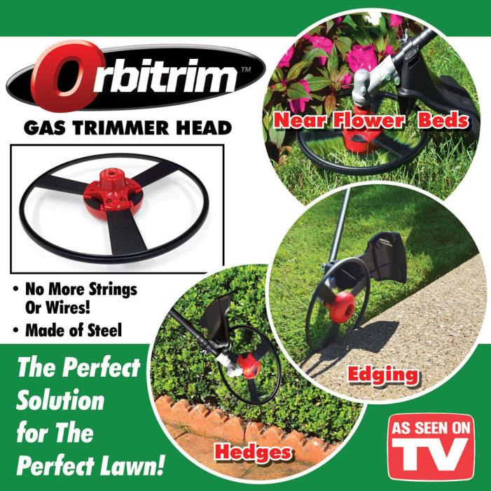 Orbitrim Gas Trimmer Head (For Gas Trimmers Only)