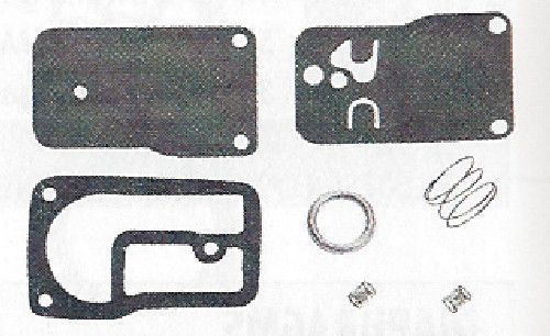 Carb fuel pump rebuild Kit for Briggs 393397 for 16 & 18hp twins, 401400, 402400
