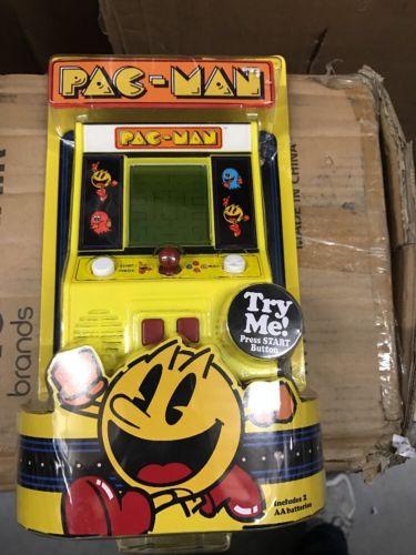 Mini Pac Man Arcade Game Pacman Machine Handheld