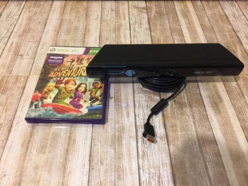 Official Genuine OEM Microsoft xbox 360 Kinect Sensor Bar With Kinect Game