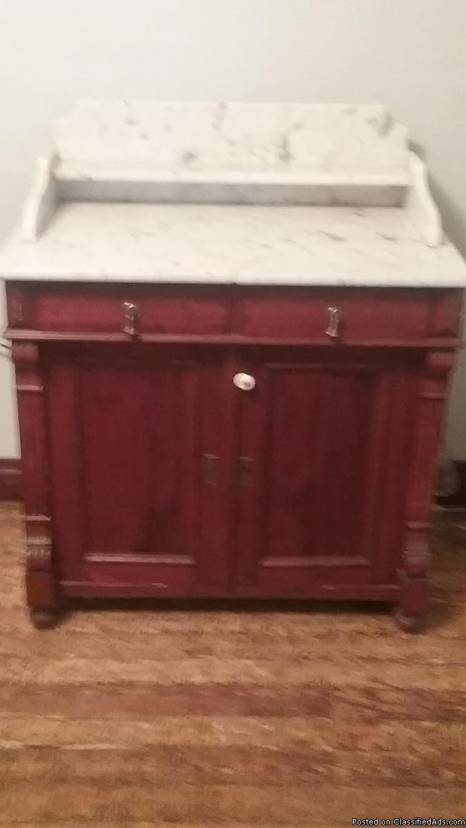 Antique dry sink for sale classifieds for Antique stone sinks for sale