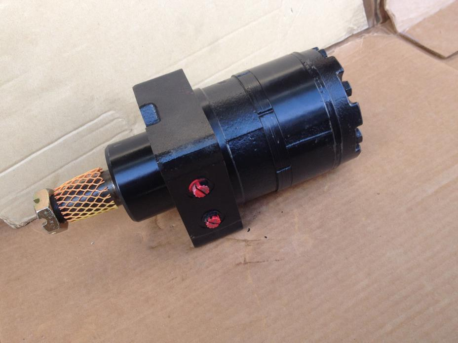 White hydraulic motor for sale classifieds for Hydraulic motors for sale