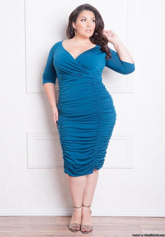 Red Carpet Plus Size Fashions For You
