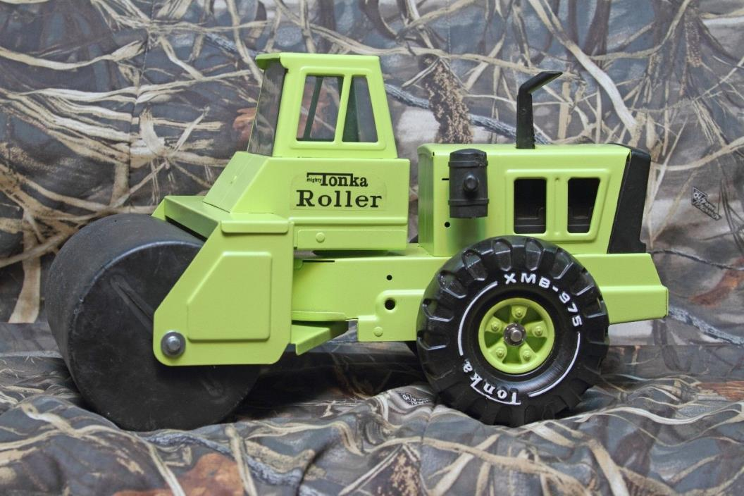 Mighty Tonka Roller Custom