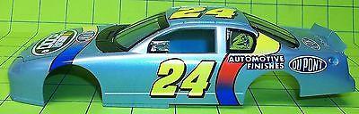 BODY - #24 NASCAR 2000 CHEVROLET MONTE CARLO NASCAR RACE CAR BODY - 1/24