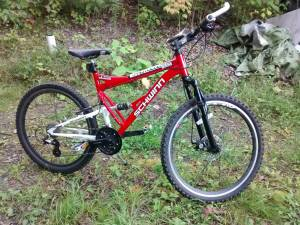 Schwinn Protocol 1.0 Men's Dual-Suspension Mountain Bike (26-Inch Whe